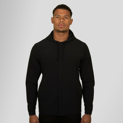 adidas Workout Woven Climalite Full Zip - Chaqueta