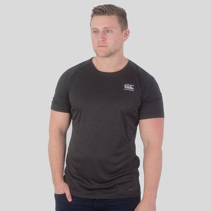Canterbury Vapodri+ Superlight Logo Pequeño - Camiseta de Entrenamiento