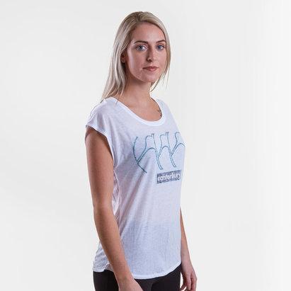 Canterbury Vapodri Mujer Loose Fit - Camiseta