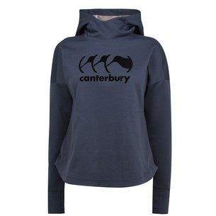 Canterbury Vapodri Mujer Polar Rugby - Sudadera con Capucha