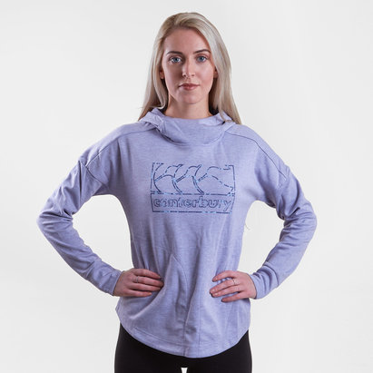Canterbury Vapodri Mujer Polar - Sudadera con Capucha