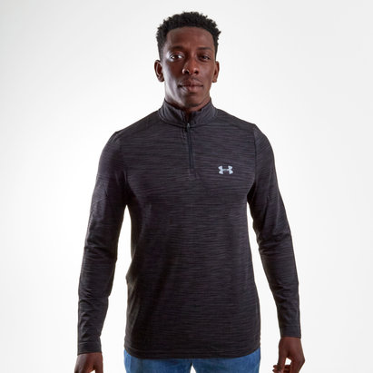 Under Armour Threadborne Seamless 1/4 Zip M/L - Top de Entrenamiento