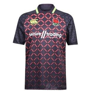 Canterbury Inglaterra 7s 2018/19 Alternativa Pro M/C - Camiseta de Rugby