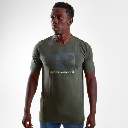 Under Armour UA Boxed Sportstyle M/C - Camiseta