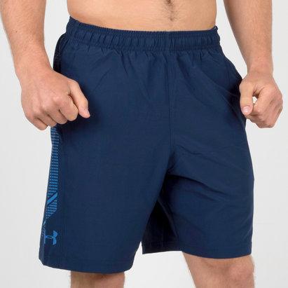 Under Armour Woven Gráficos - Shorts de Entrenamiento