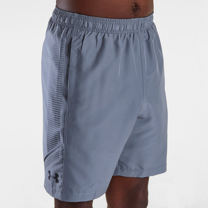 Under Armour Woven Gráficos - Shorts de Entrenamiento