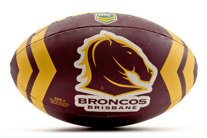 Steeden Brisbane Broncos 2018 NRL Rugby League - Balón