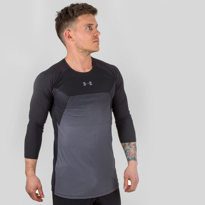Under Armour Threadborne Vanish 3/4 Manga - Top de Entrenamiento