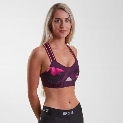 SKINS DNAmic Mujer Compresión - Sujetador Deportivo