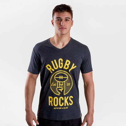 Rugby Division Liverpool Gráfica Rugby - Camiseta