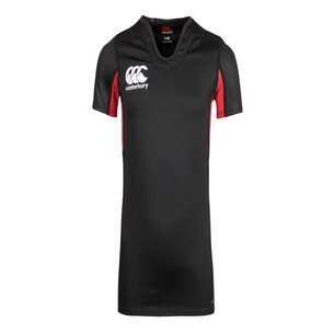 Canterbury Challenge Niños M/C - Camiseta de Rugby