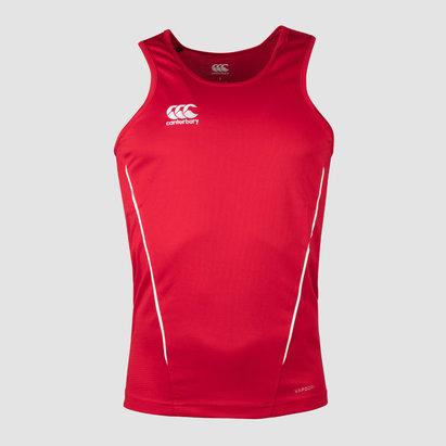 Canterbury Team Dry Rugby - Camiseta de Tirantes Entrenamiento