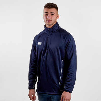 Canterbury Team 1/4 Zip Mid Layer - Top de Rugby