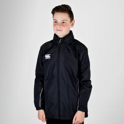 Canterbury Team Full Zip Niños - Chaqueta de Rugby