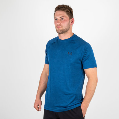 Under Armour Tech M/C - Camiseta de Entrenamiento