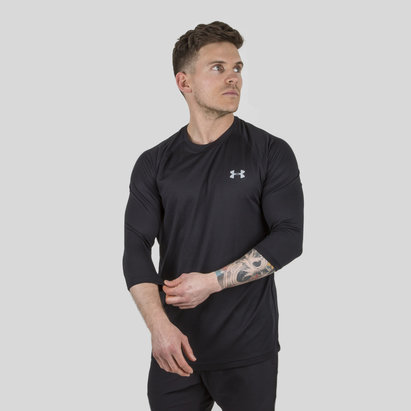 Under Armour Tech Power Sleeve M/C - Camiseta de Entrenamiento