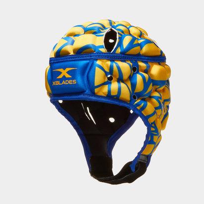 X Blades Elite Niños Rugby - Casco Protector
