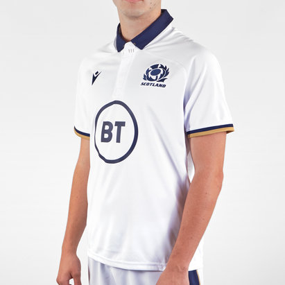 Macron Scotland 2020/21 Alternate Shirt Mens