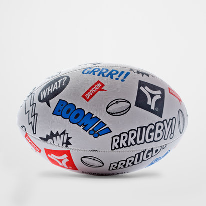 Rugby Division Hammer Gráfica Rugby - Balón de Entrenamiento