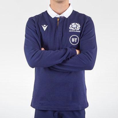 Macron Camiseta Mangas Largas Scotland Classic 2020 2021