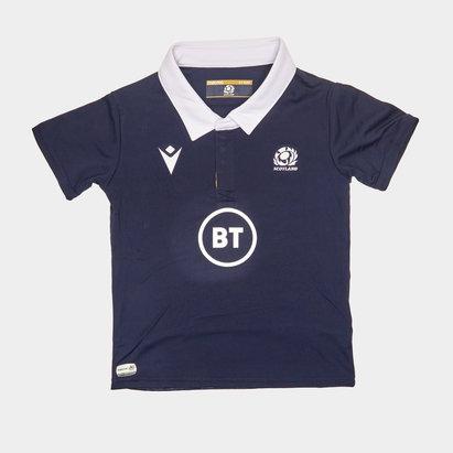 Macron Scotland 2020/21 Home Infant Shirt
