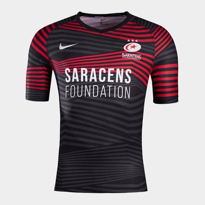 Nike Saracens Home Jersey Juniors