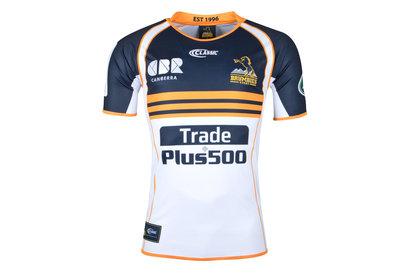 Classic Sportswear Brumbies 2018 NRL Home M/C - Camiseta de Rugby