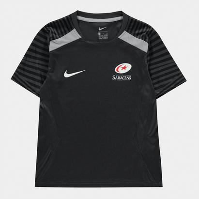 Nike Saracens T Shirt Junior Boys