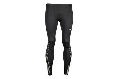 Nike Power Flash Run - Mallas de Correr