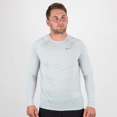 Nike Breathe Tailwind M/L - Top de Correr