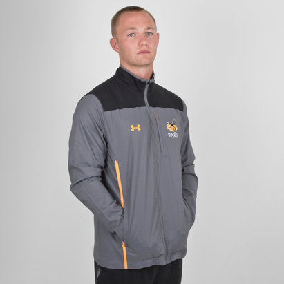 Under Armour Wasps 2018/19 Players Travel - Chaqueta de Rugby