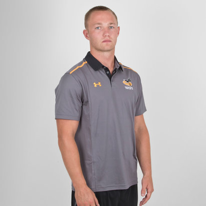 Under Armour Wasps 2018/19 Players Rugby - Polo