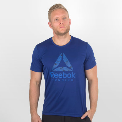 Reebok Run Gráfica - Camiseta
