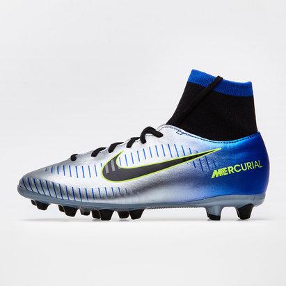 Nike Mercurial Victory VI D-Fit Neymar Niños AG Pro - Botas de Fútbol