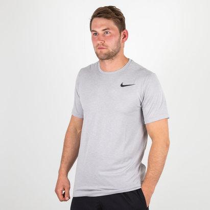 Nike Breathe M/C - Camiseta de Entrenamiento