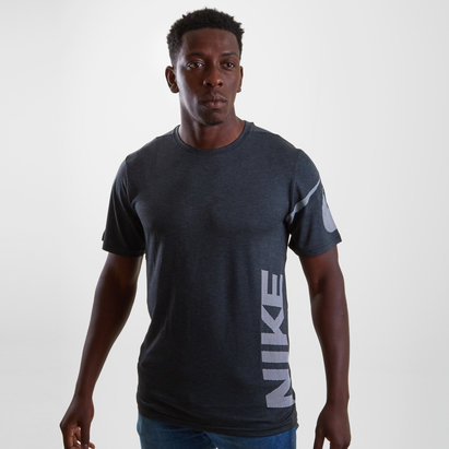 Nike Breathe - Camiseta de Entrenamiento
