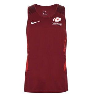 Nike Saracens 20/21 Training Singlet Mens