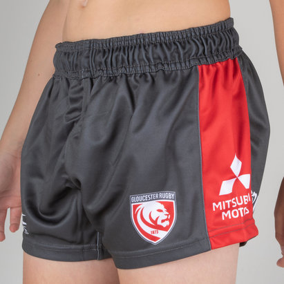 X Blades Gloucester 2018/19 Niños Home - Shorts de Rugby