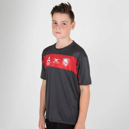 X Blades Gloucester 2018/19 Niños Rugby - Camiseta de Entrenamiento
