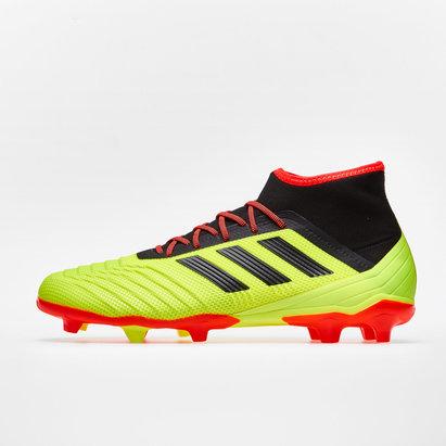 adidas Predator 18.2 FG - Botas de Fúbol