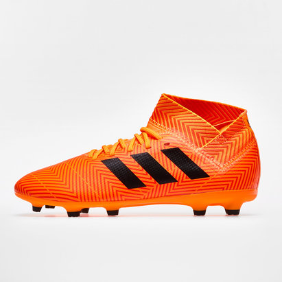 adidas Nemeziz 18.3 FG Niños - Botas de Fútbol
