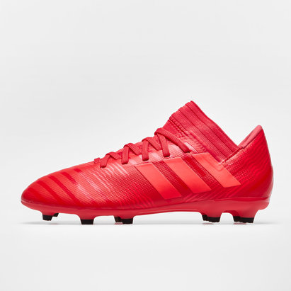 adidas Nemeziz 17.3 FG Niños - Botas de Fútbol