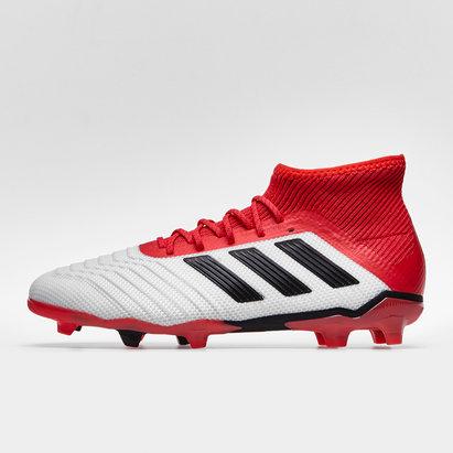 adidas Predator 18.1 FG Niños - Botas de Fútbol