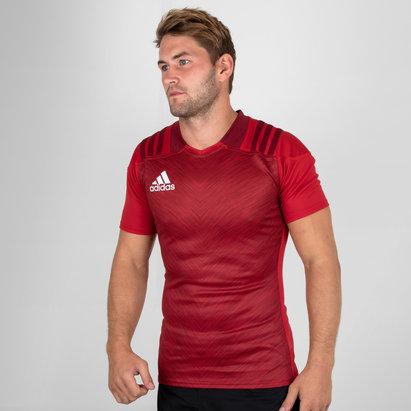 adidas Camiseta de Entrenamiento M/C Rugby