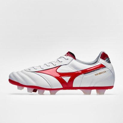 Mizuno Morelia II MD FG - Botas de Fútbol