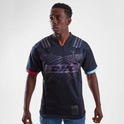 adidas Harlequins 2018/19 3a M/C Réplica - Camiseta de Rugby