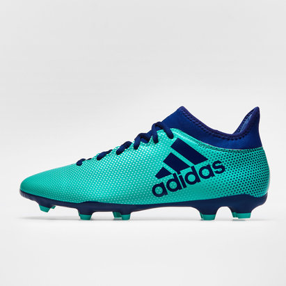 adidas X 17.3 FG - Botas de Fútbol