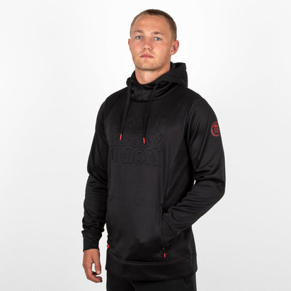 Samurai Army Rugby Union Embossed Impact Rugby - Sudadera con Capucha