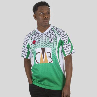 Samurai Nigeria 7s 2017/18 Home M/C Réplica - Camiseta de Rugby