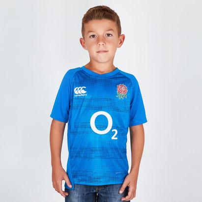 Canterbury Inglaterra 2018/19 Niños Gráfica Rugby - Camiseta